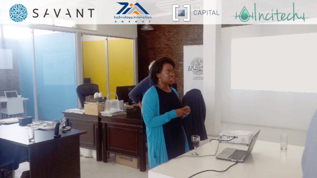 Incitech shines at Savant's Demo Day